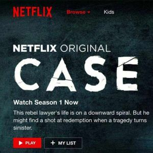 Case - Netflix Original | TV soundtrack